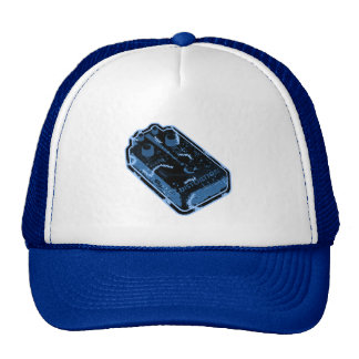 Distortion PEDAL - Blue Distressed Cap