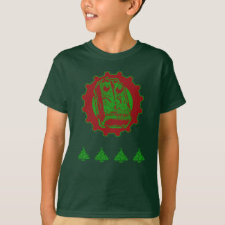 Distortion Pedal Christmas with Tree's T-Shirt