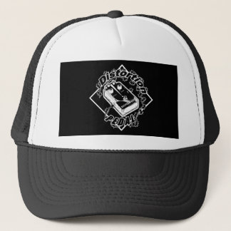 Distortion Pedal -Electric Shock Black Diamond Trucker Hat