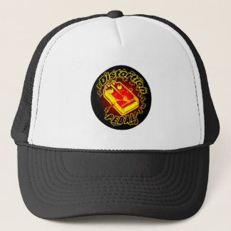Distortion Pedal - Electric Shock Sunburst Trucker Hat