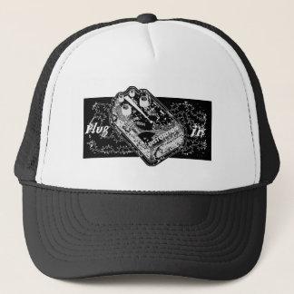 Distortion Pedal Plug In Ver.2 Trucker Hat