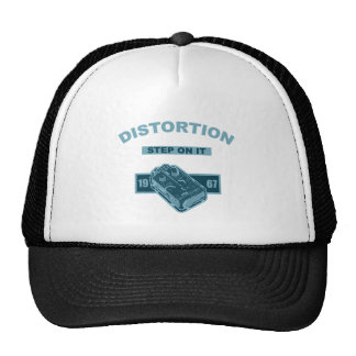 Distortion Step On It- Sea Green 1967 Cap