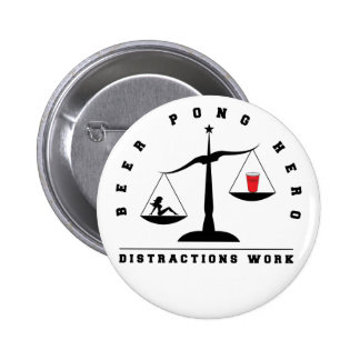 Distraction Beer Pong Button