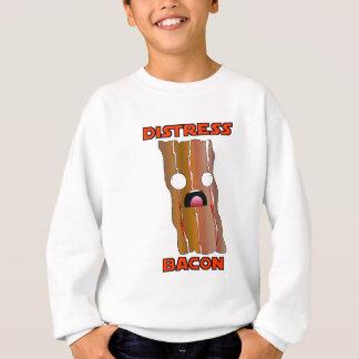 Distress Bacon Swag Sweatshirt