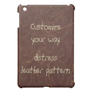 Distress Leather Pattern Speck® iPad Case