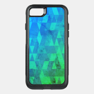 Distressed Abstract OtterBox Commuter iPhone 7 Case