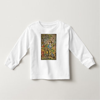 Distressed Alice and Friends Cover Shirts
