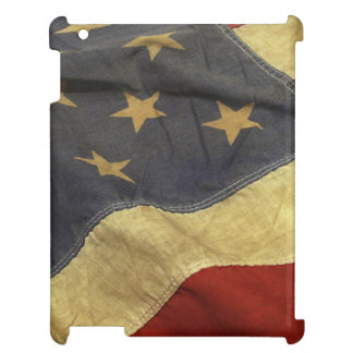 Distressed American Flag Cover For The iPad 2 3 4