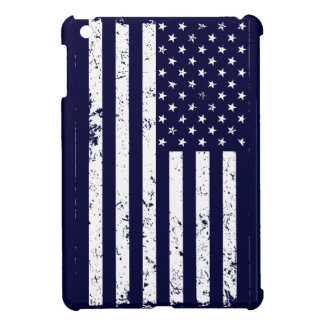 Distressed American Flag II iPad Mini Case