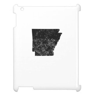 Distressed Arkansas Silhouette Cover For The iPad 2 3 4