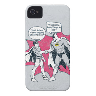 Distressed Batman And Robin Handshake iPhone 4 Covers