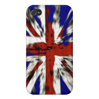 Distressed British Union Jack iPhone 4 Cover