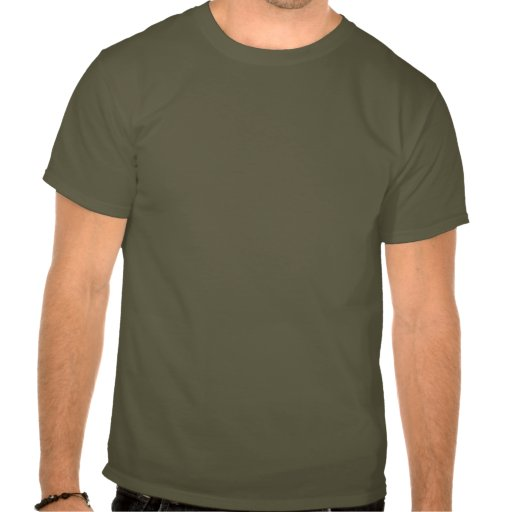 Distressed Broken Ring Star National Symbol T Shirt