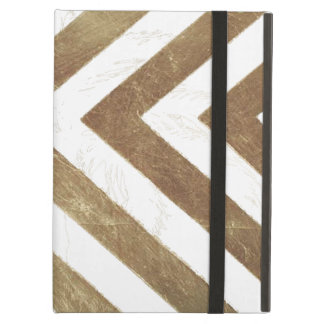 Distressed Chevron Case For iPad Air