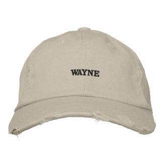 Distressed Chino hat