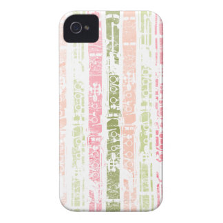 Distressed Clarinet iPhone 4 Case-Mate Cases