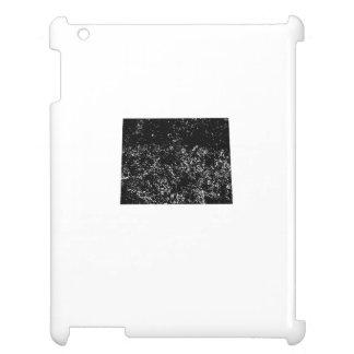 Distressed Colorado Silhouette iPad Cases