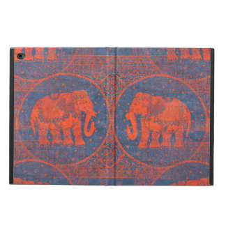 Distressed Decorated Elephants Powis iPad Air 2 Case