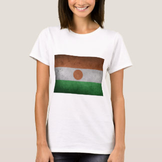 Distressed Flag of Niger T-Shirt