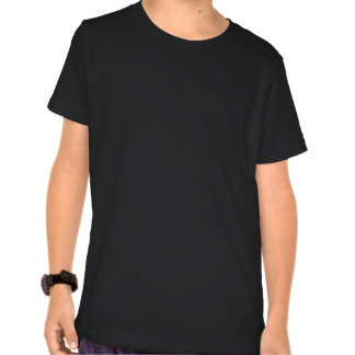 Distressed Flat-Coated Retriever Silhouette T-shirts