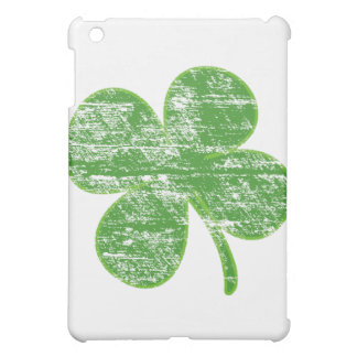 Distressed Four-Leaf Clover Case For The iPad Mini