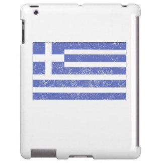 Distressed Greece Flag