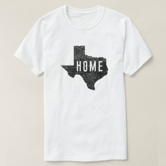 Distressed Grungy Any Color Texas Home Shirt