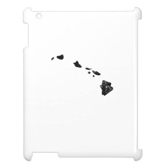 Distressed Hawaii Silhouette Case For The iPad