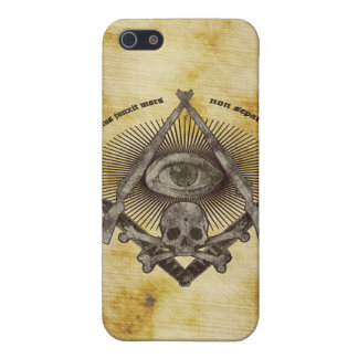Distressed M1 Garand Modern Master Mason Cover For iPhone 5/5S