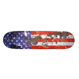 Distressed Nations™ - America (skateboard) 19.7 Cm Skateboard Deck