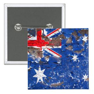Distressed Nations - Australia button