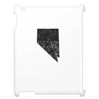 Distressed Nevada Silhouette Cover For The iPad