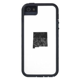 Distressed New Mexico Silhouette iPhone 5/5S Case