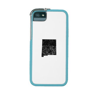 Distressed New Mexico Silhouette iPhone 5/5S Covers