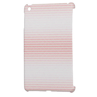 Distressed Pink Pattern Cover For The iPad Mini