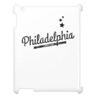 Distressed Retro Philadelphia Logo Case For The iPad