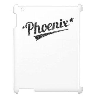 Distressed Retro Phoenix Logo Case For The iPad
