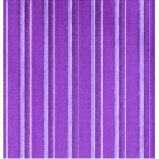 Distressed Retro Stripe Lavender Purple Standing Photo Sculpture