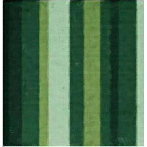 Distressed Retro Stripe Lime Green Photo Cutout