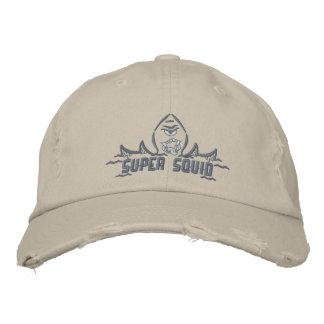 Distressed Squid Cap