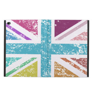 Distressed Union Flag Multicolored Powis iPad Air 2 Case