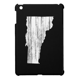 Distressed Vermont State Outline Cover For The iPad Mini