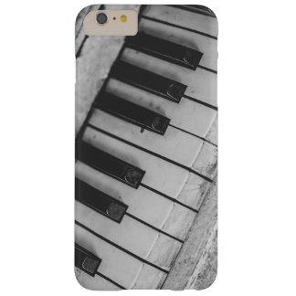 Distressed vintage piano keyboard case