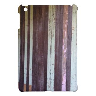 Distressed Vintage Timber Palings iPad Mini Case