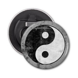 Distressed Yin Yang Symbol