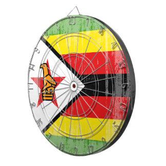 DISTRESSED ZIMBABWE FLAG.png Dartboards