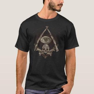 Distresses M1 Garand & Kabar style two T-Shirt