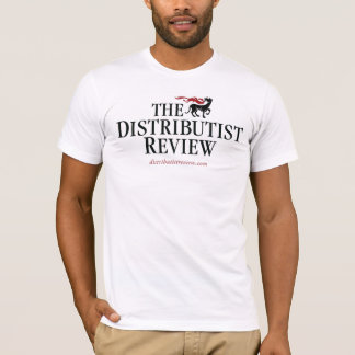 Distributist Review Logo tShirt