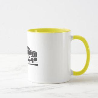 District 414 Bus Driver Mug