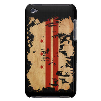 District of Columbia Flag Barely There iPod Covers